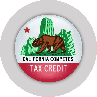 California Competes Tax Credit Icon