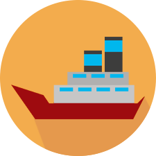 export ship icon