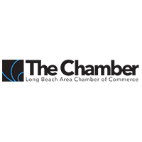 the Chamber Long Beach logo